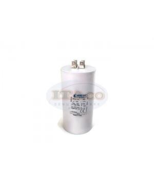 Made in Italy Motor Electrolytic Comar Condenser pin 100UF Capacitor 450Vac 450V 95UF ~ MKA 100UF ~ 105UF 102uF 105uF