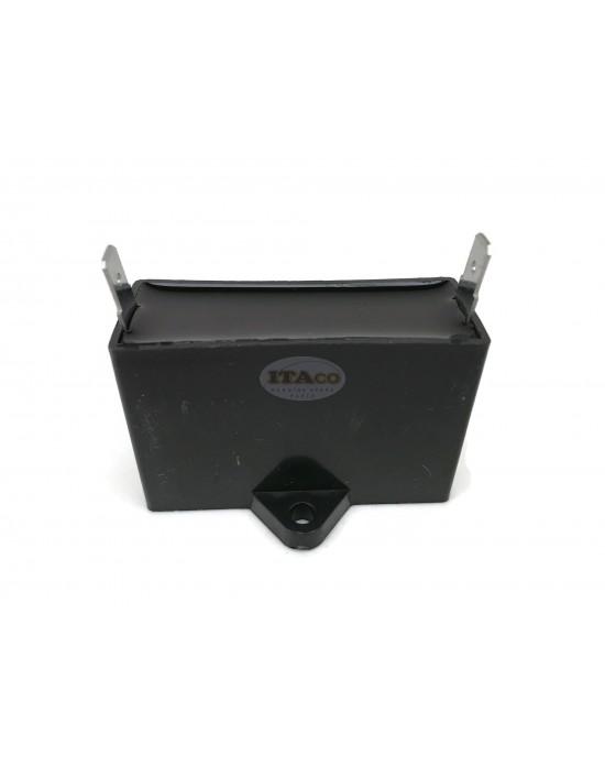 10uF Generator Motor Capacitor Condenser 9.5uF 10 uf CBB61 10.5uF 50 60 Hz 350V 350 VAC UL AVR