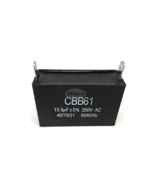 13uF Generator Motor Capacitor Condenser 13.5uF 14uf CBB61 13.5 uF 13uF 50 60 Hz 350V AC UL AVR