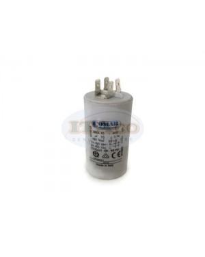 Made in Italy Motor Electrolytic Comar Condenser Capacitor 16 UF - 15.3UF ~ MKA 16UF ~ 16.8UF 450V Vac