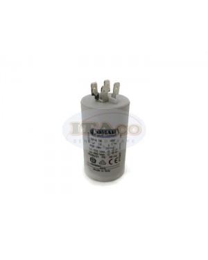 Made in Italy Motor Electrolytic Comar Condenser Capacitor 17.1UF ~ MKA 18UF ~ 18.9UF 450V Vac