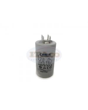 Made in Italy Motor Electrolytic Comar Condenser Capacitor MKA20 UF - 19UF ~ 20UF ~21UF 20.5uF 450V Vac