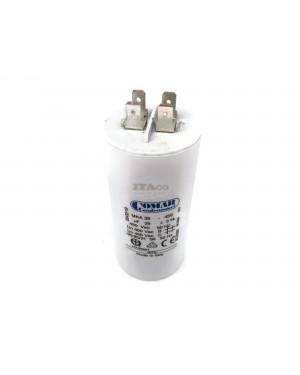 Made in Italy Motor Electrolytic Comar Condenser 35uF Capacitor MK35uF 33.25UF ~ 36.75UF 34uF 36uF 450V Vac