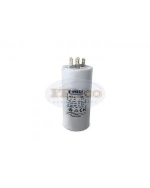 Made in Italy Motor Electrolytic Comar Condenser 40uF Capacitor MKA 38UF ~ 40UF ~ 42UF 39uF 41uF 450V Vac
