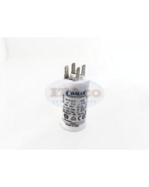 Made in Italy Motor Electrolytic Comar Condenser Capacitor MKA 6.3uF 6UF 6.1uF 6.2uF 6.5uf 6.4uF 6.6uF 450V VAC