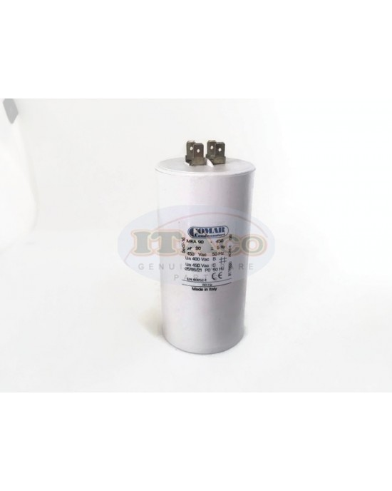 Made in Italy Motor Electrolytic Comar Capacitor 90UF Condenser 450V Vac MKA 86UF ~ 90 uF ~ 94UF 87uF 88uF 89uF 91uF 92uF 93uF