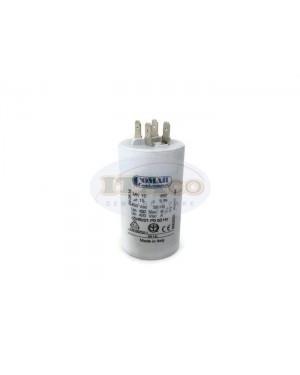 Made in Italy Motor Electrolytic Comar Condenser Capacitor MK 15UF - 14.25 UF - 15 UF ~ 15.75 UF 450V 450Vac