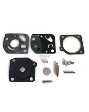 Carburetor Diaphram Rebuild Overhaul Kit Zama C1U-K16A GND-13 STIHL FR 135 LESCO LST 2100 Chainsaw 43-20-021 USA 18170