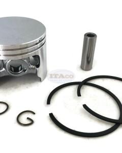 Piston Kit Ring Set Pin Clip for STIHL 034S 034 S 036 MS340 MS360 1125 030 2001 Kolben 48MM Motor Engine