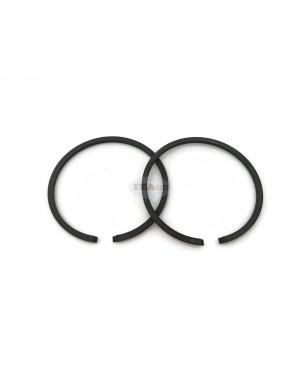 Piston Ring Rings Set for STIHL Husqvarna Rancher Chainsaw 50 030, 031 AV 031AV 1110 034 3000 028 WB, 041 G, 041 FB Rings Chainsaw (44MM) Kolbenring New Engine