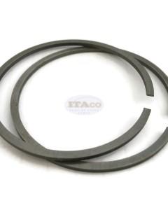 Piston Ring Rings Set 49mm x 1.5mm 1127 034 3006, 1127 034 3007 for STIHL 039 MS390 08S TS 360 TS 3605 Dolmar 120 Makita DCS6800 PS 6800 i Oleomac 261 Chainsaw Brushcutters Engine