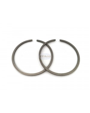 Piston Ring Set 1119 034 3000 for STIHL 038 038 Super, SW Chainsaw Rings 50MM x 1.5MM Chainsaw Motor Engine