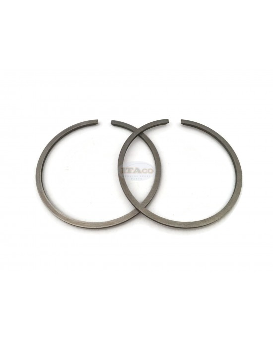 Piston Ring Set for STIHL 045 Kolbenring Rings 1115 034 3000 Chainsaw - 50MM x 1.5MM bore size Motor Engine