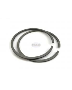 Piston Ring Rings Set 56MM bore size x 1.5mm thickness for STIHL 056 AV, 056 Magnum Husqvarna 2100 Dolmar Oleomac PARTNER POWER CUTTER Jonsered Chainsaw Rings Kolbenring Motor Engine