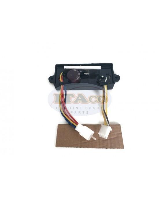 3KW 3.5KW 4KW AVR 186F Diesel Welder Welding Generator Gen-welder 10 wires GTDK Automatic Voltage Regulator
