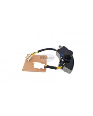 3500W Generator AVR Automatic Voltage Rectifier Regulator For 3.5KW Generator Aluminium Half-moon