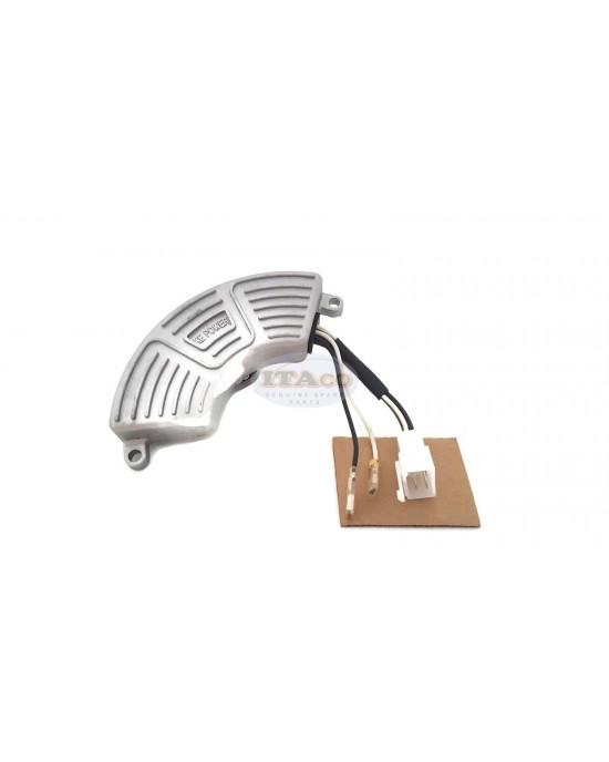 AVR Automatic Voltage Regulator Rectifier 4KW-6KW Generator 4KVA-6KVA 450V 680uF Aluminium Half-moon type