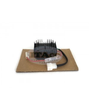 For Yanmar L100 L75 Voltage Regulator Charging Rectifier Chinese 186F 178F Diesel Tractor Chinese Engine