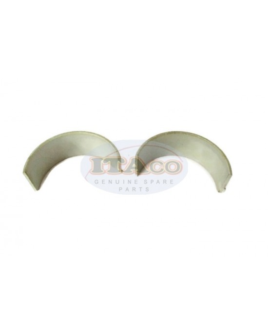 Crank Pin Rod Bearing Con Big End 104100-23340 for Yanmar Diesel TS50 Forklift Tractor Engine