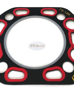 Cylinder Head Gasket 104900-01330 for Yanmar TS120 TS120 Cylinder Water Cooled Diesel Engine