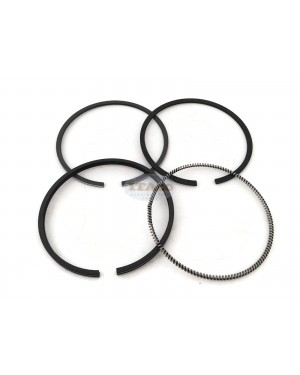 Piston Ring Rings Set 714770-2250 for Yanmar L48 model Chinese 170F 4HP Diesel Engine bore size 70MM