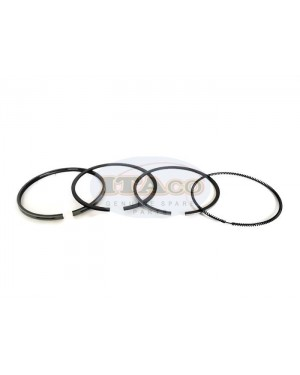 Piston Ring Rings Set for Yanmar Diesel Chinese Air cooled Motor L40 L40AE 4HP Bore Size 68mm Tractor Engine