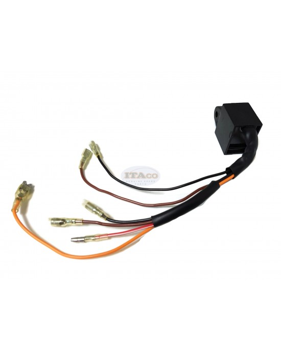 For Yamaha ET950 ET650 CDI Box Ignition coil Ignitor for ET 950 ET 650 650 W 950 W Generator Engine Moto