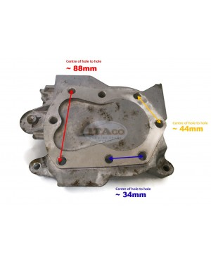 Cylinder Head Cover 227-13001-13 For Robin Subaru EY20 EY20-3 5HP Engine Crankcase water pump Lawnmower Trimmer Engine