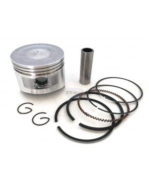Piston Assy Kit Ring Set Assy For Honda Motor GX160 GXV160 5.5HP GX200 6.5HP Rings Engine size 68MM Lawnmowers Push Trimmers Pressure Washers