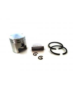 Piston Assy Kolben Ring for Tanaka TBC-210 TBC-225 TBC-230 TBC-232 TBC-240 Brush Cutter Trimmer 31mm Diesel Engine