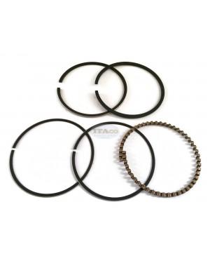 Piston Ring Rings Set 252-23501-07 For Robin Subaru EH12 EH12-2 4HP 60MM Std #555 Rammer Lawn Mower Trimmer Motor Engine