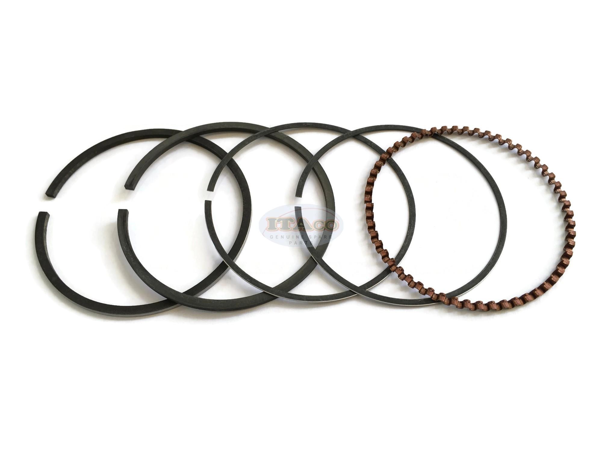 Piston Rings Ring Set std 227-23501-07 67mm for Robin Subaru EY20 EH18 5HP Motor Trimmer Lawnmower Engine