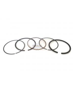 Made in Japan OEM Genuine 13011-YA2-003 O/S 0.25 for Honda G400 GV400 HT3810 E3500 E4500 EB4000 EMS4000 ES 4000 3500 EV4000 Piston Ring Rings Set Lawnmower Trimmer Engine