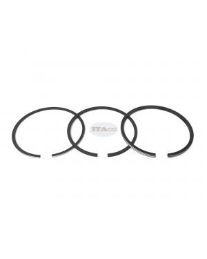 Original OEM Made in Japan Piston Ring Set 13012-ZF1-024 oversize 050 for Honda GX160 5.5HP 68.50MM Lawnmower Trimmer Engine