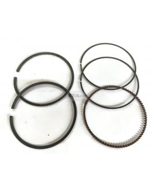 Piston Ring Set 13010-ZE3-003 82MM std for Honda GX340 GXV340 EB5000 EB6500 7000 WT40 HS1132 11HP Engine