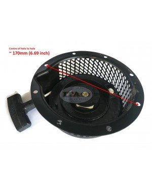 Pull Recoil Starter Assy Pulley Cap 234-50121-00 For Robin Subaru EY28 B C 7.5hp Lawnmower Engine