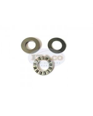 Boat Motor Pinion Needle Thrust Bearing 93342-624U0 For Yamaha Outboard 40HP E40 MU-1 6F6 676 Motor Engine