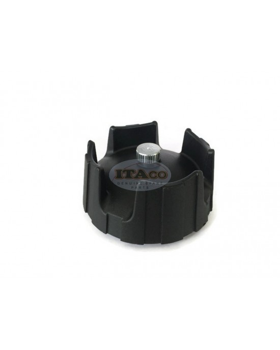 Boat Motor Plastic Cap Assy For Fuel Tank 6YK-24610-01 0 For Yamaha Outboard 6 - 350HP 2/4 stroke Engine
