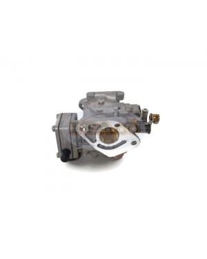 Boat Motor Carburetor Carb Assy for Hangkai 2-stroke 5hp 6hp Outboard Marine Motors Engine