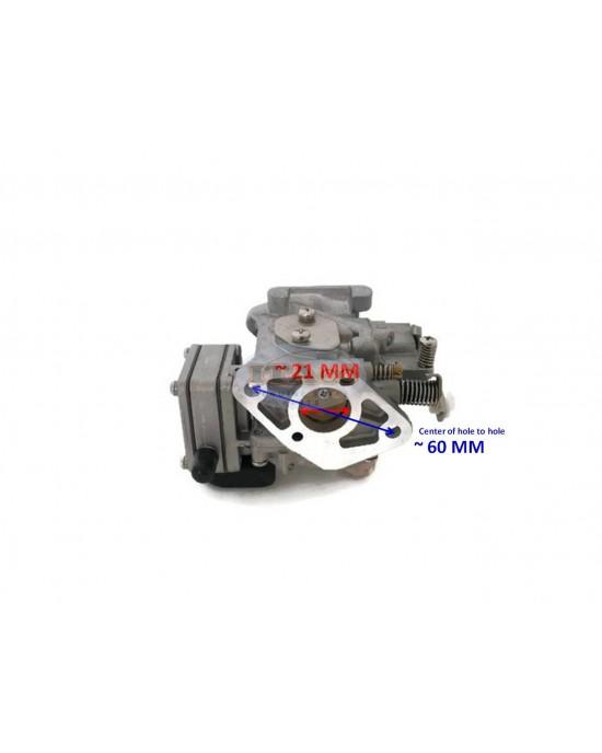 T8-05000800 Carburetor for Parsun HDX Makara 2-stroke T9.8 T8 T6 BM Outboard