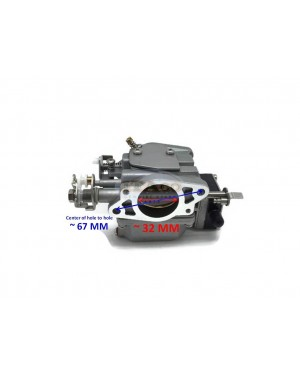 Boat Motor 3G2-03200-0M 3G2-03200-1M 2M 3M Carburetor Carb Assy for Tohatsu Nissan Outboard M NS 9.9HP 15HP 18HP 2 Stroke Engine Boats