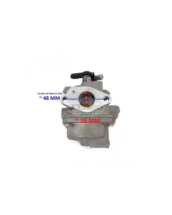 Carburetor Assy803522T T01 - 06 for Mercury Mercruiser Outboard 4HP 5HP 6HP 4T