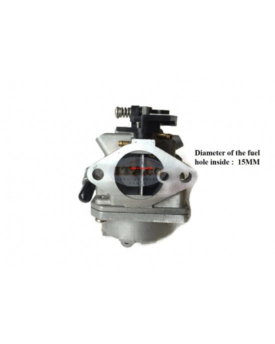 3R4-03200-1 0M Carburetor Carb Assy 4T for Tohatsu Nissan Outboard MFS NSF 6 6HP