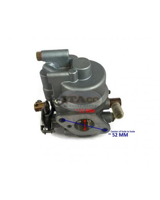 Boat 6AU-14301-40 41 Carburetor Assyfor Yamaha Hidea Outboard F 9.9 hp Electric