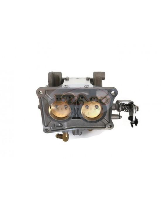 6J4-14301-12 6J4-14301-13 Carburetor Carb Assy For Yamaha Outboard E40 G 40HP 2T