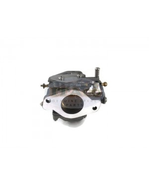 Boat Motor Middle Carburetor Carb Assy 6K5-14302-03 for Yamaha Parsun Outboard 60HP E60 T60 2 stroke Marine Engine