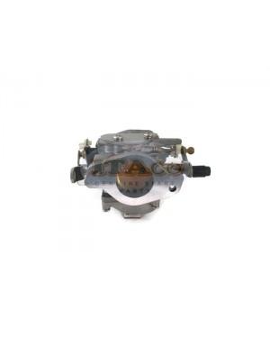 Boat Motor Bottom Carburetor Carb Assy 6K5-14303-03 for Yamaha Parsun Outboard 60HP E60 T60 2 stroke Marine Engine