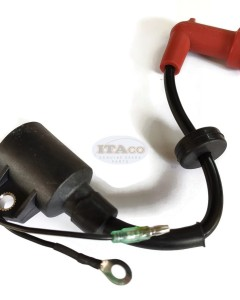 Boat Motor T15-04001200 Ignition Coil Assy for Parsun Makara Outboard T9.9 T15 HP Engine 2-stroke