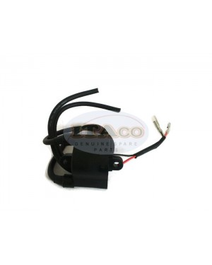 Boat Outboard Motor Ignition Coil Assy 65W-85570-01 00 fit Yamaha Outboard F 20HP 25HP 40HP 45HP 4 stroke Engine