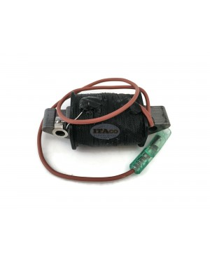 Boat Motor Charge Coil Charger Assy 6H3-85520-00 For Yamaha Outboard 70HP 60HP 50HP E60 M P60 70T 2-stroke Engine